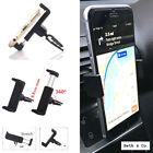 Car Phone Holder Mount Cradle 360 Universal Air Vent Bracket for Mobile Phone UK