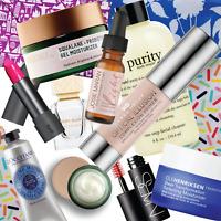 New! Sephora Ulta Ipsy Makeup Skincare Mini Sample Travel Bag Set - FREE SHIP!