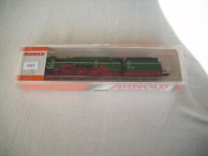 Arnold spur N 2503 Schlepptenderdampflok Br 02 0201-0 Ovp