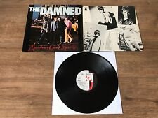 "THE DAMNED -MACHINE GUN ETIQUETTE : EX UK A1/B1 12"" VINYL LP CWK3011-PLAYS GREAT"