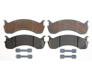 Disc Brake Pad Set-Element3; Metallic Rear,Front Raybestos PGD786M
