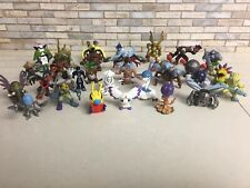 Vintage Bandai Digimon Mini Figures Lot