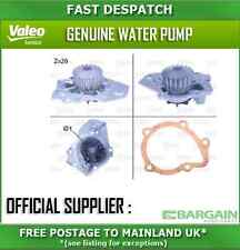 506011 3917 VALEO WATER PUMP FOR PEUGEOT 205 1.6 1987-1989