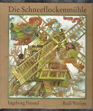 Die Schneeflockenmühle - Lied der Zeit - Musikverlag Berlin - 1. Auflage 1987