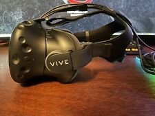 HTC Vive Headset, 3-In-1 Cable, Spare Face Mask, Cloth & Earbuds