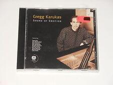 Gregg Karukas-CD-Sound of emotion - 101 South Records 101 S 87 7066 2
