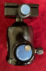 Excellent Sirui Pro K-30X Ball Head & TY-60X Quick Release Plate.