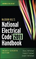 McGraw-Hill's National Electrical Code 2011 Handbook (McGraw-Hill's National Ele
