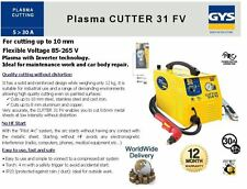 Gys plasma cutter 31FV flexible de tension 85-265 v plasma avec circuit non technology