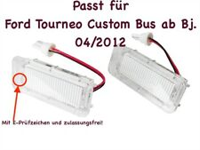 2x TOP LED SMD Kennzeichenbeleuchtung Ford Tourneo Custom Bus ab 04/2012 /KS1