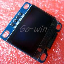 "2Pcs Yellow Blue 0.96"" Iic I2C 128X64 Oled Lcd Display Module Arduino/Stm32"