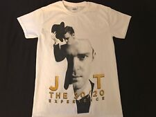 Justin Timberlake The 20/20 Experience 2013-2014 Concert Tour T-Shirt S