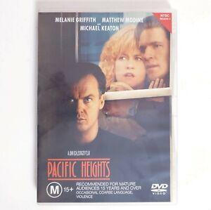 Pacific Heights Movie DVD Region 4 AUS Free Post - Thriller Drama Michael Keaton