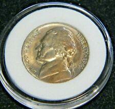 1941-D Jefferson Nickel Gem BU with 6 Full Steps in Airtight cap #GC05