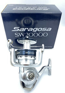 Shimano Saragosa SRG-20000SW Spin Reel