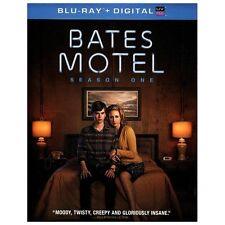 NEW Bates Motel: Season One (Blu-ray 2013 2 Discs, w/ UV Digital Copy)