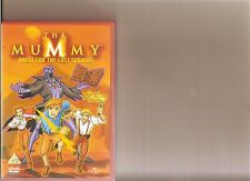 THE MUMMY QUEST FOR THE LOST SCROLLS DVD ANIMATED CARTOON
