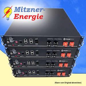 PYLONTECH US2000 Plus Lithium Stromspeicher 9,6kWh 48V für PV-Wechselricht