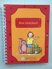 """Kinderbuch - """"Mein Schatzbuch""""   Förderverein NRW-Stiftung    NRW entdecken"""