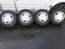 Fiat X19 X1/9 Bertone  alloy wheels and center caps