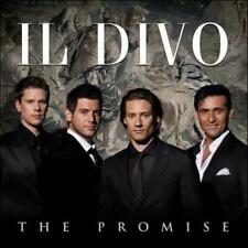 The Promise [Luxury Edition] [CD+DVD] [UK] by Il Divo (CD, Nov-2008, Syco Music)