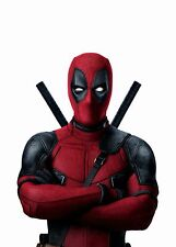 Deadpool, Spiderman or Batman Wall Decals Superhero for boys Cool image