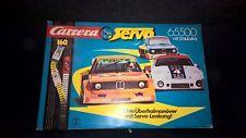 Carrera Servo 160 Komplett Nr. 65500 in OVP / incl. Trafo Nr. 53710