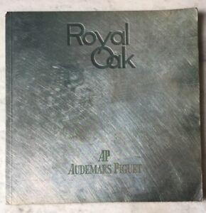 1994 Royal Oak AP Audemars Piguet watch Catalog printed in Switzerland