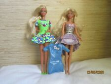 Lot  2 Barbies vintage années 90 TBE + robe offerte