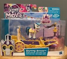 My Little Pony the Movie: Shining Armor Royal Chariot set