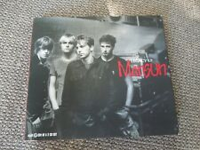 Mansun Legacy EP RARE CD Single - No Poster