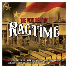 Very Best Of Ragtime VARIOUS ARTISTS 50 Essential Songs MUSIC New Sealed 2 CD