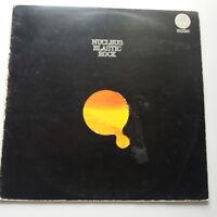 Nucleus - Elastic Rock Vinyl LP UK 1st Press Vertigo Swirl Die Cut Prog Jazz NM