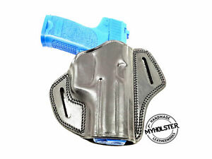 OWB Open Top Leather Belt Holster  Fits SIG Sauer P229
