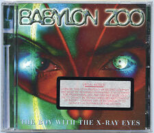 BABYLON ZOO Boy With X-Ray Eyes 1996 promo CD 1st US Pressing Spaceman