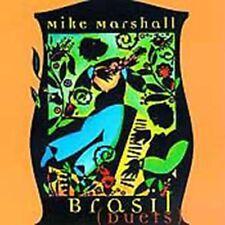 MIKE MARSHALL (GUITAR/MANDOLIN) - BRASIL: DUETS [EARTHBEAT]  CD