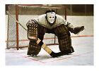 AT THE CREASE Ken Danby Classic Hockey Goalie Art Premium GALLERY POSTER PRINT photo