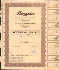 AIRMATIC, Aeronautique (BIARRITZ PYRENEES-ATLANTIQUE 65) (H)