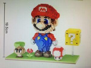 Super Mario 2416 pcs