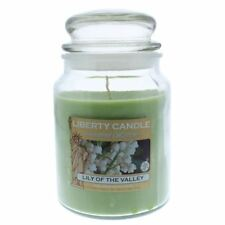 Lily of The Valley Liberty Candle Large 18oz Premium Scented Fresh Floral Flower