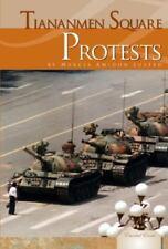 Tiananmen Square Protests (Essential Events (ABDO))-ExLibrary