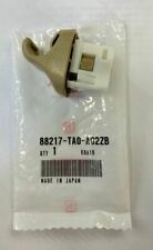 Genuine Honda Accord Sun Visor Holder Sunvisor Pearl Ivory 88217-Ta0-A02Zb 08 -
