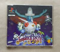 PS1 GAME - Jumping Flash! 2 for Playstation 1 - PROMO DISC
