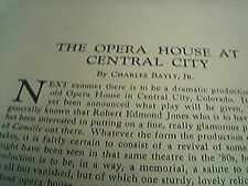 picture 1932 theatre arts monthly the opera house at central city 4 page