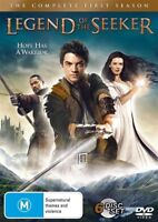 Legend Of The Seeker : Season 1 (DVD, 6-Disc Set) NEW