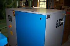 Chicago Pneumatic / Cariac Spa20Hp New Rotary Air Compressor, base mounted no