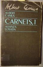 Carnets, 1 - Albert Camus (1985)
