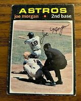 1971 Topps #264 Joe Morgan - Astros - HOF