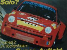 1/32 Decal, Porsche 934, Gelo Racing, Tebernum, DRM