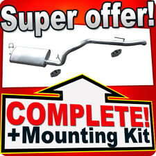 Jeep Grand Cherokee 4.0 130KW 1995-1998 Silencer Exhaust System 971